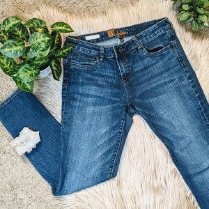 KUT from the Kloth Sienna Medium Wash Skinny Jeans